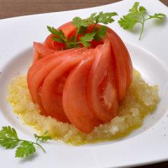 トマトサラダ ハニーオニオン