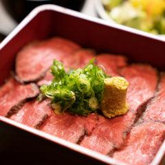 【数量限定】熟成和牛のステーキ重